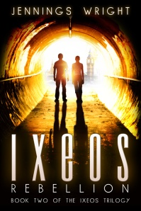 Ixeos Rebellion 800 Cover Reveal and Promotional