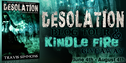 Desolation blog tour